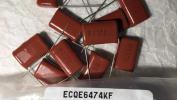 jun_i666 - 送料込み PANASONIC ECQE 0.47uF 630V K 10個