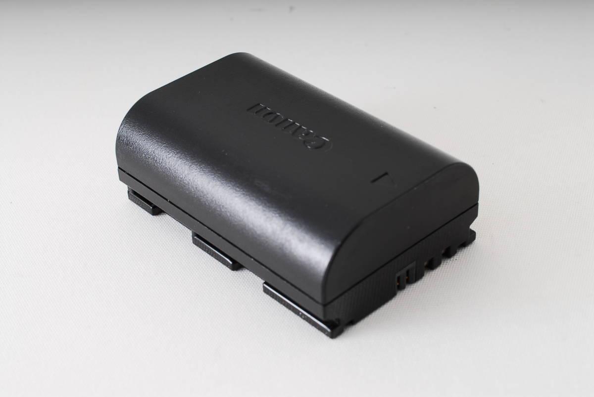 ★送料無料★Canon キヤノン 純正バッテリーパック LP-E6 EOS 5D Mark II EOS 5D Mark III EOS 60D EOS 70D EOS 7D ♯104-A