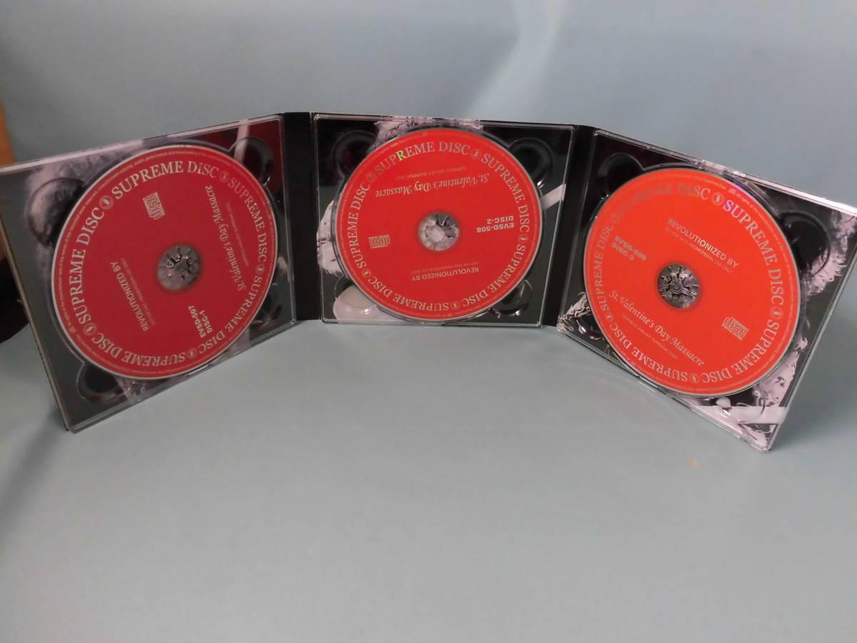 ★LED ZEPPELIN/ST.VALENTAINES DAY MASSACRE EPRESS VALLEY 3CD_画像3