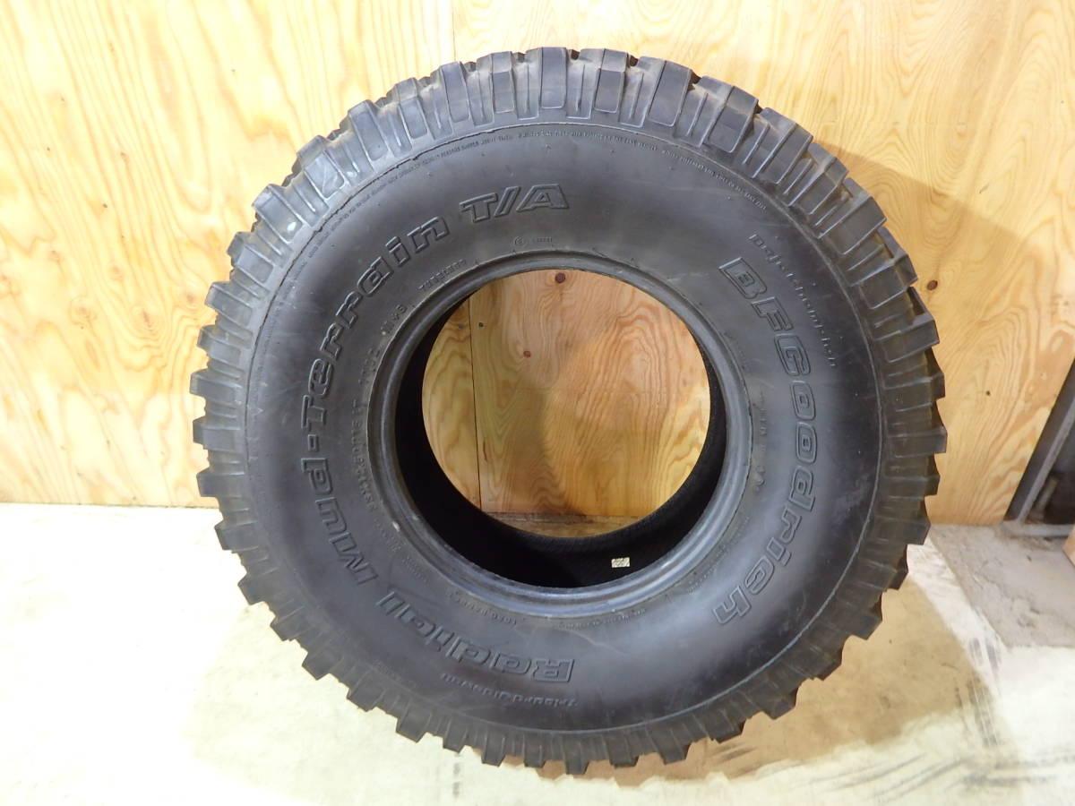 Bf Goodrich Mud Tire 33 12 5 R15 Lt A 651 Search Land Cruiser 40