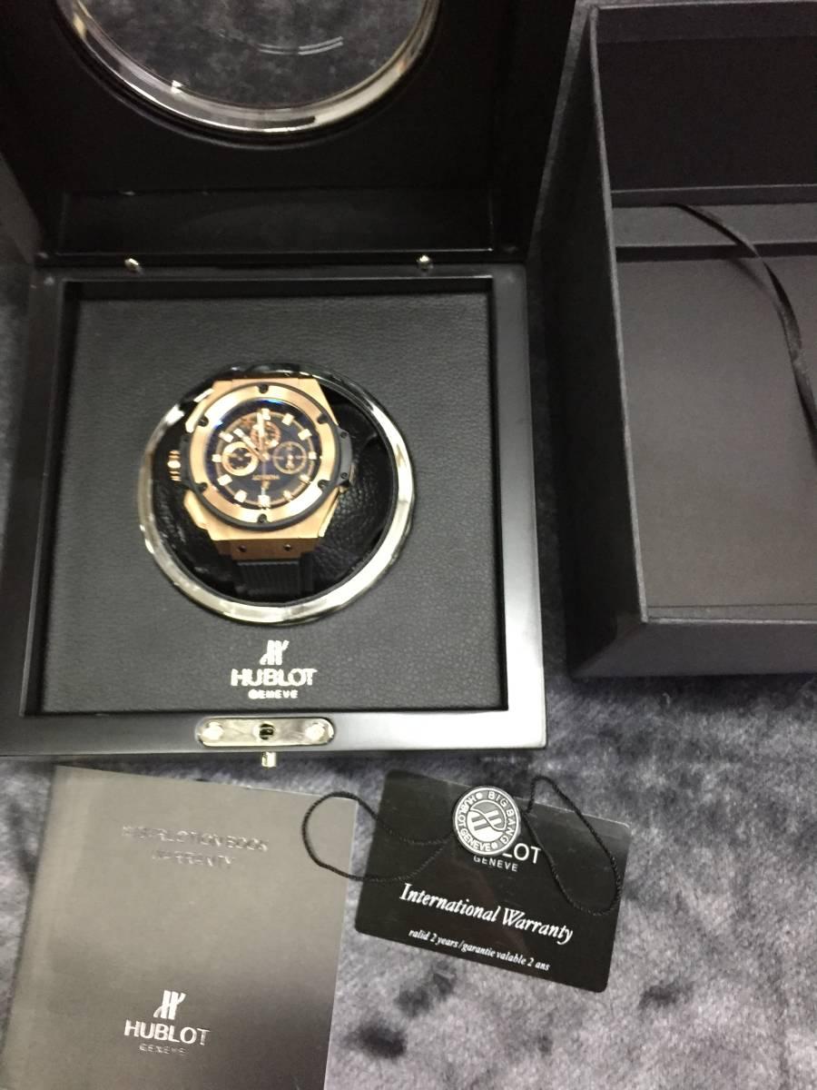 ウブロ 新作未使用品  腕時計