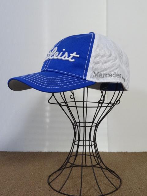 限定品 タイトリスト メルセデス・ベンツ ダブルネーム キャップ 帽子 Titleist × Mercedes-Benz 新品 _画像3