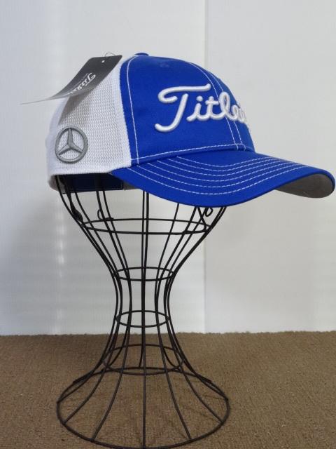 限定品 タイトリスト メルセデス・ベンツ ダブルネーム キャップ 帽子 Titleist × Mercedes-Benz 新品 _画像2