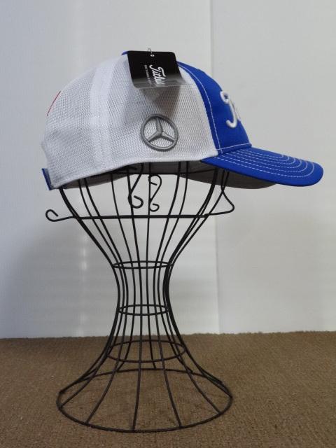限定品 タイトリスト メルセデス・ベンツ ダブルネーム キャップ 帽子 Titleist × Mercedes-Benz 新品 _画像5