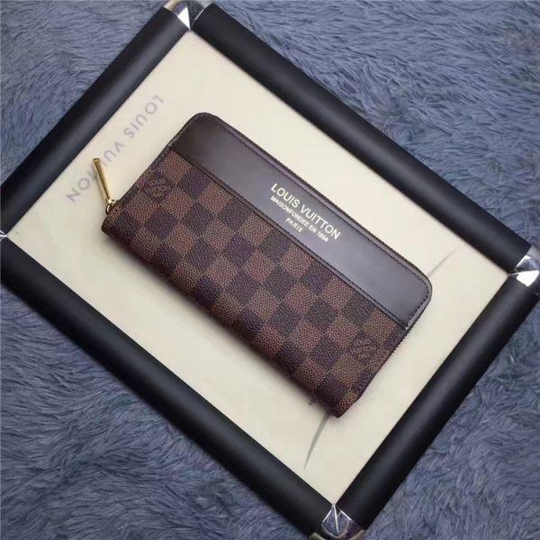 6b9efb13c584 ... ラウンドファスナー長財布. Louis Vuitton(ルイ・ヴィトン) N60015 ジッピーウォレット ...