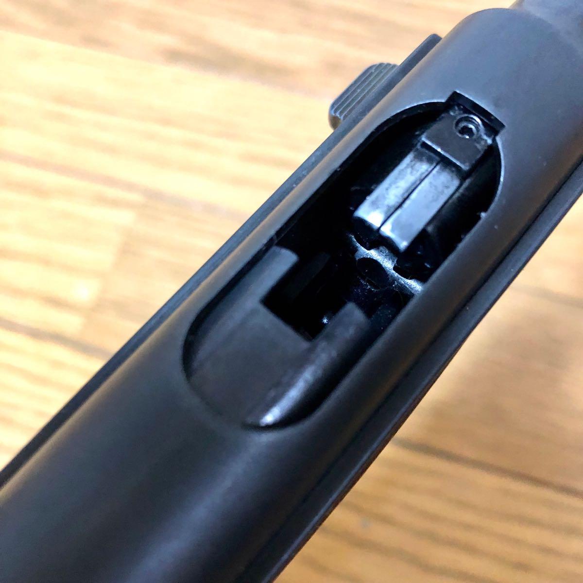 〈マルシン〉南部14年式 前期モデル HW ガスガン 6mmBBガスブローバック 期間限定!1円スタート!_画像8