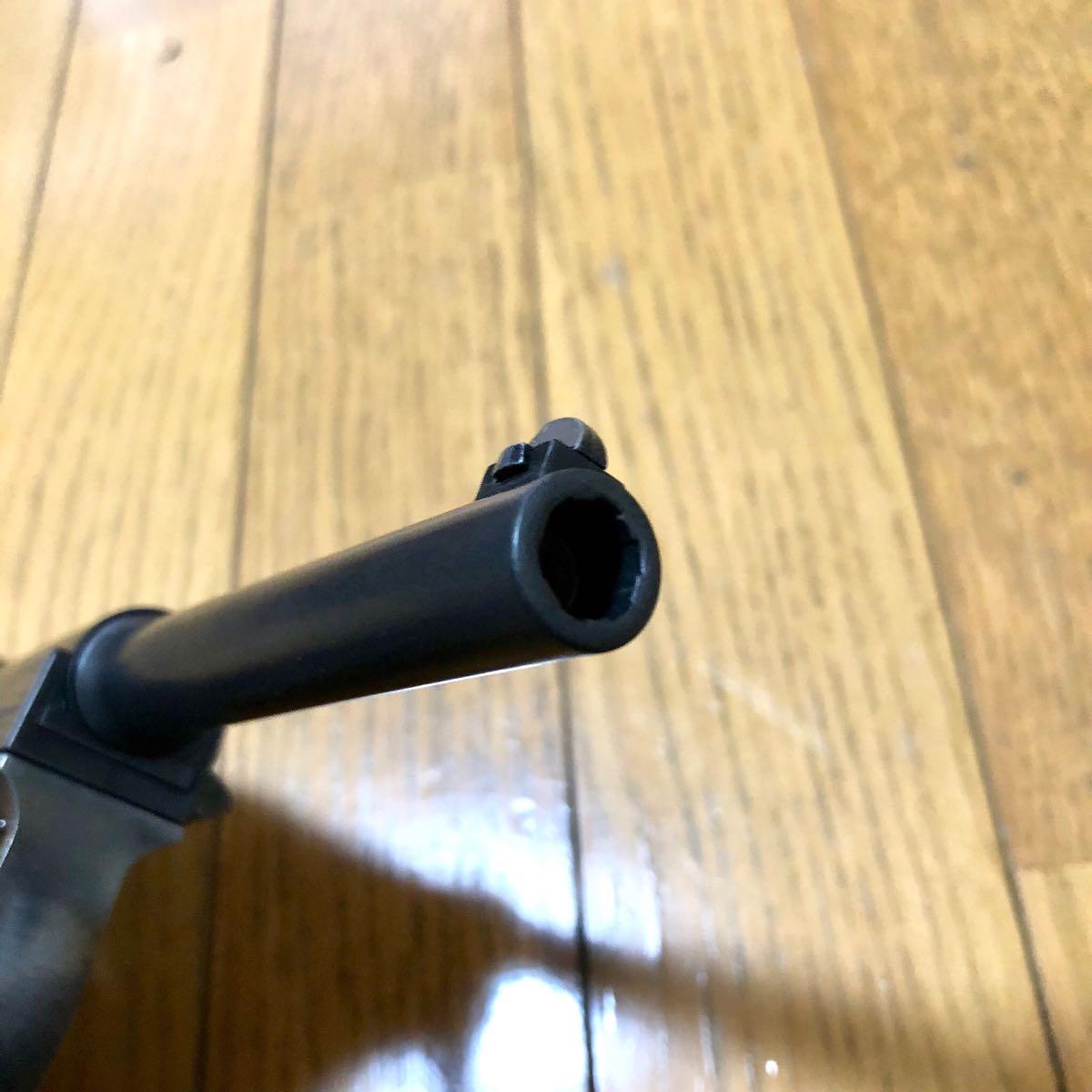 〈マルシン〉南部14年式 前期モデル HW ガスガン 6mmBBガスブローバック 期間限定!1円スタート!_画像10