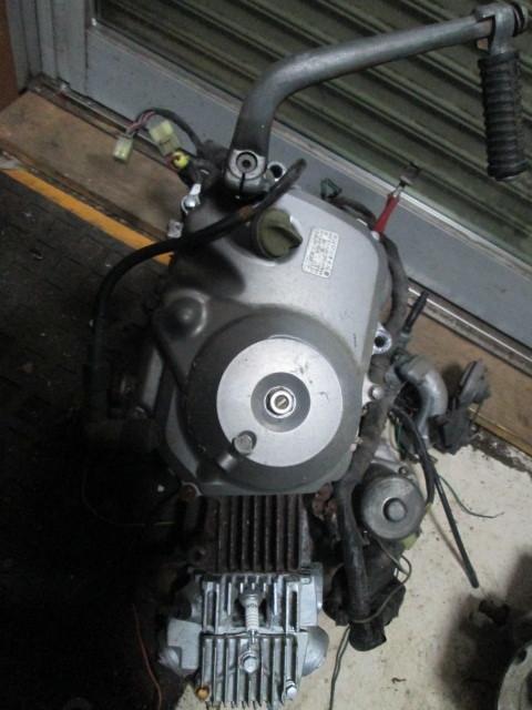 カブ124ccモンキー CD02エンジンC100ダックス80DAX.AA02.124cc.エンジンC50-ダックス90DAXバキー80キャブレター.セル付き88HA03カスタム88