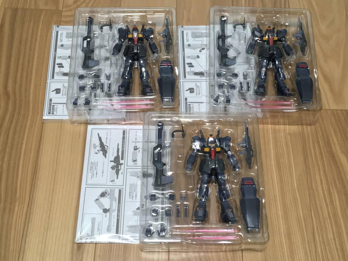 【新品】ROBOT魂 ガンダムMk-Ⅱティターンズ仕様 3機セット 機動戦士Zガンダム_画像2