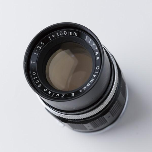オリンパス OLYMPUS PEN FT 40mm f1.4、100mm f3.5、150mm f4 セット_画像7