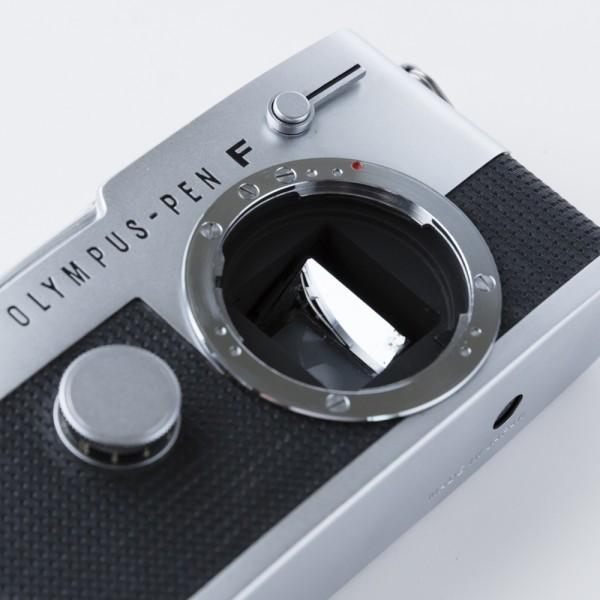 オリンパス OLYMPUS PEN FT 40mm f1.4、100mm f3.5、150mm f4 セット_画像5