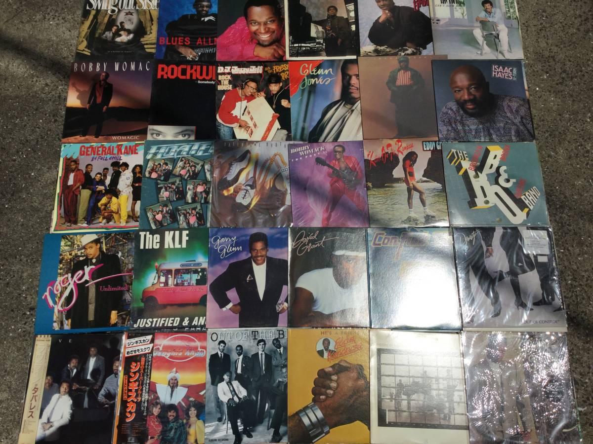 一軒の店舗より ソウル ディスコ ファンク LP200枚まとめて出品します 100サイズ4箱_画像3
