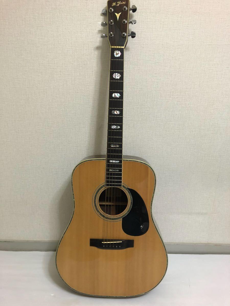 K.yairi ヤイリ アコースティックギター / YW600 / 1981年製 ジャパンヴィンテージ