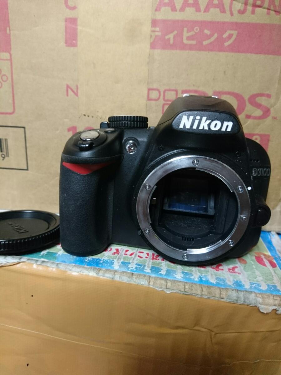 Nikon ニコン デジタルカメラ D3100 ボディのみ 送料無料拍卖