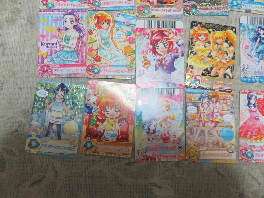 プリキュア カード_画像4