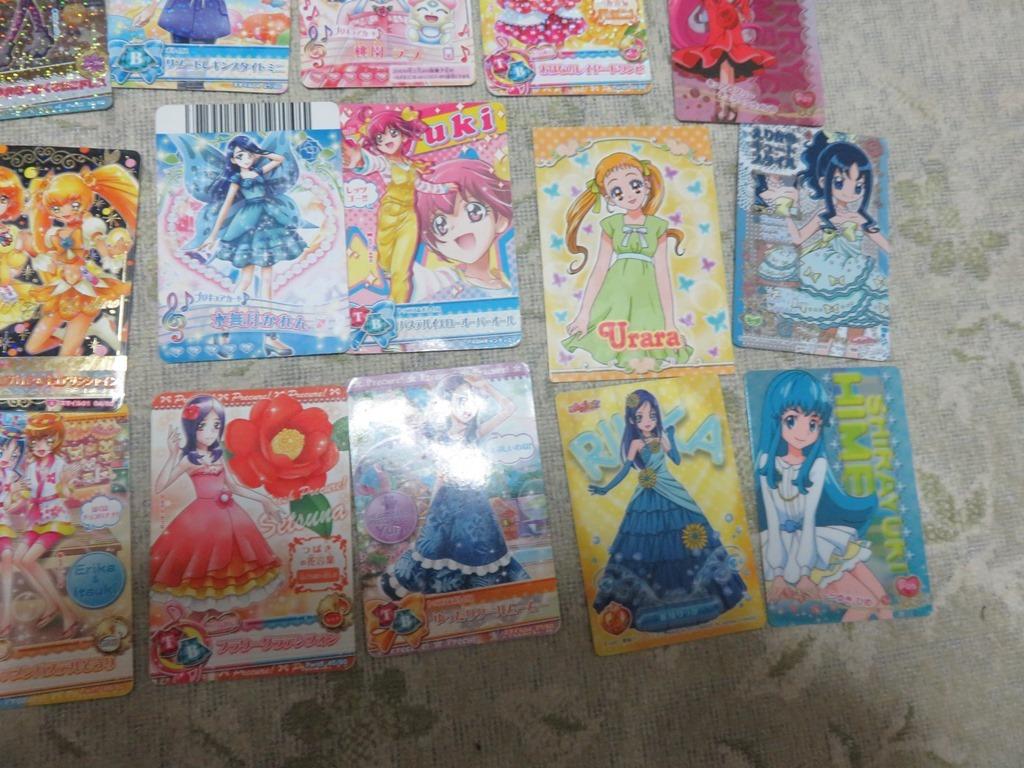 プリキュア カード_画像5