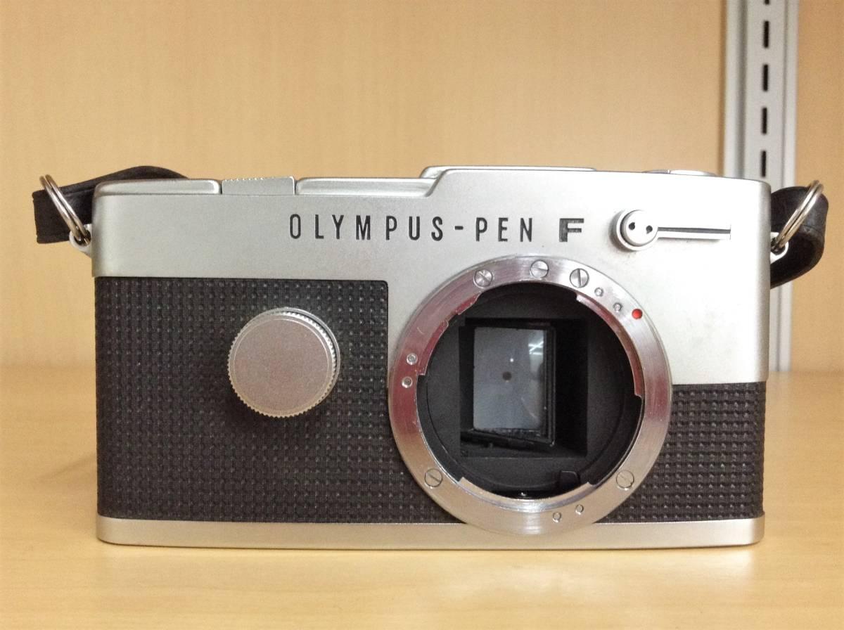 OLYMPUS オリンパス PEN-FT/G.ZUIKO 40mm 1:1.4 他付属品多数_画像2