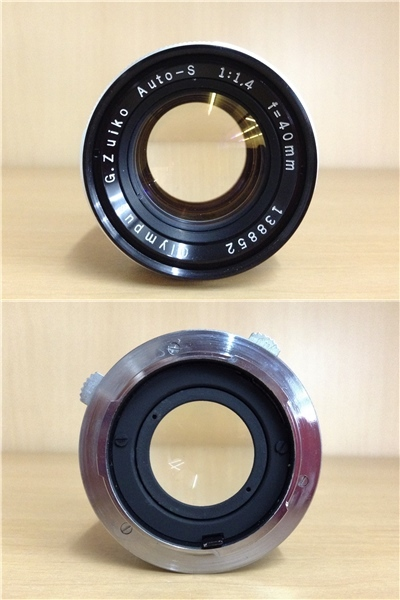 OLYMPUS オリンパス PEN-FT/G.ZUIKO 40mm 1:1.4 他付属品多数_画像6