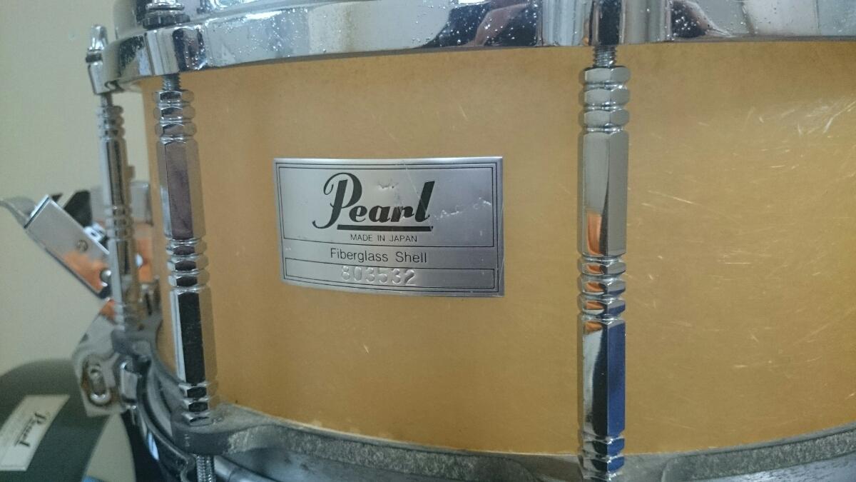 【1000円~】Pearl フリフロ6.5用 fiberglass シェル +α_画像2