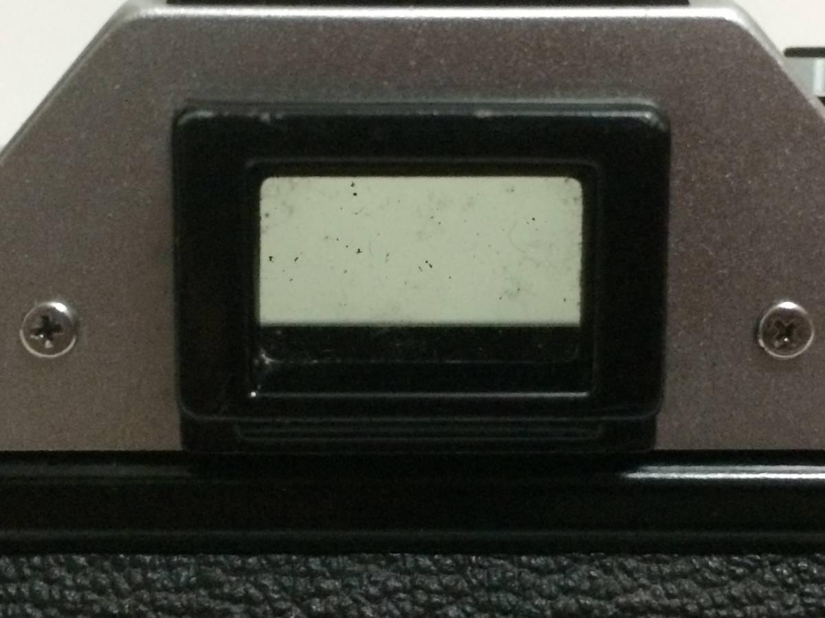 A11 キャノン AE-1 CANON LENS FD 50mm 1:1.4 ジャンク扱い_画像7