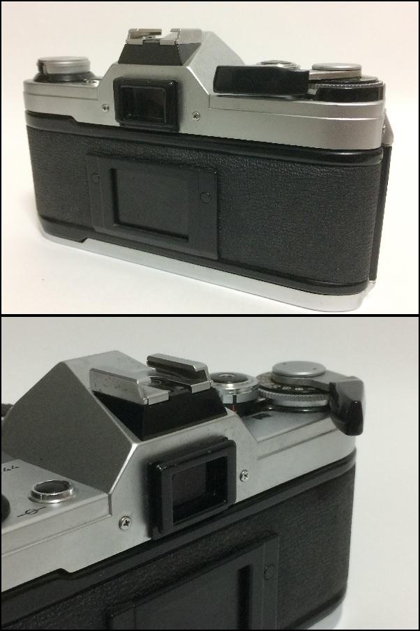 A11 キャノン AE-1 CANON LENS FD 50mm 1:1.4 ジャンク扱い_画像9