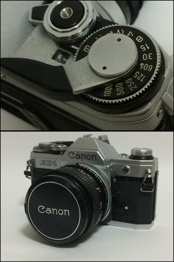 A11 キャノン AE-1 CANON LENS FD 50mm 1:1.4 ジャンク扱い_画像10