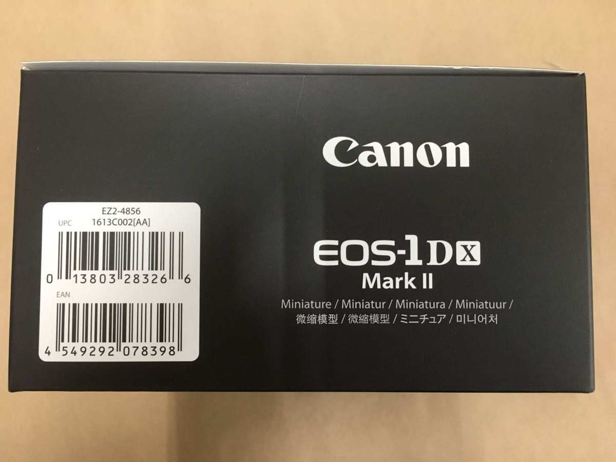 EOS 1DX Markell ケース付 ミニチュアレプリカ_画像3