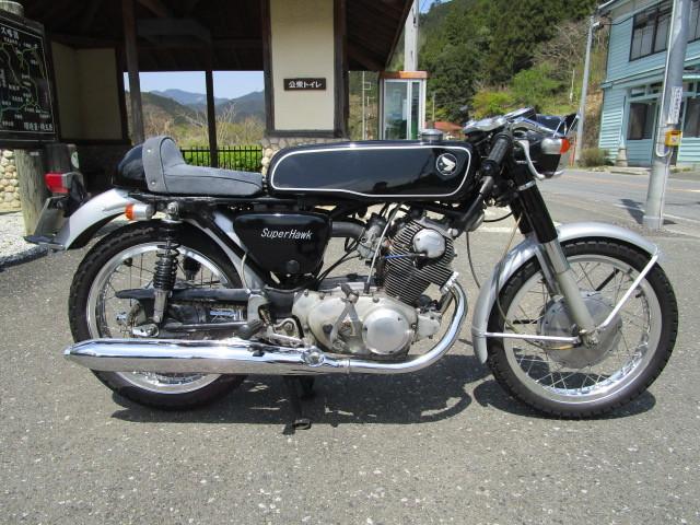 ホンダCB77 67年式   CB72