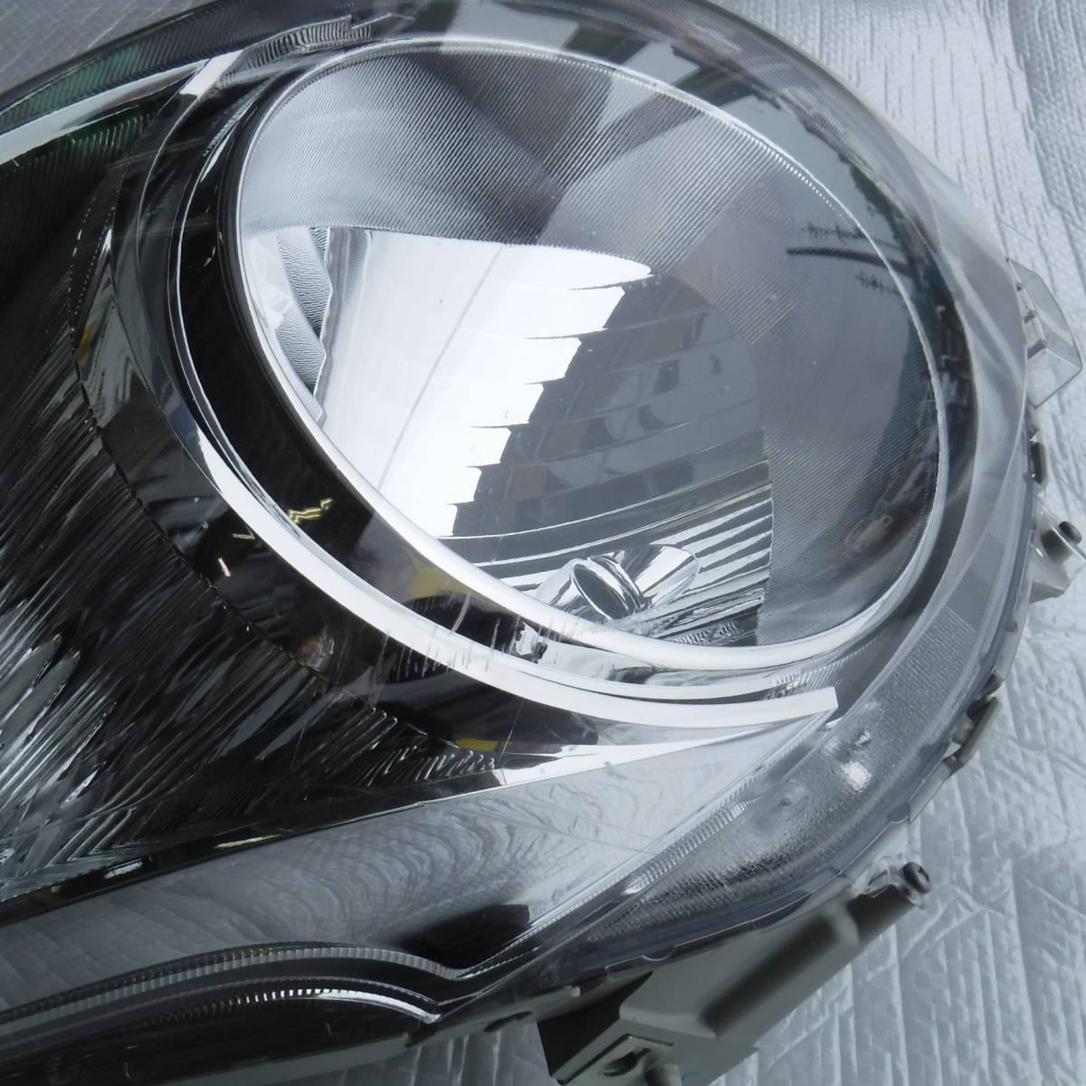 アルトHA25S右ヘッドライトHA25VヘッドランプHA35SアルトエコHB25Sキャロル運転席ライトSTANLEY P8737純正ランプ_画像4