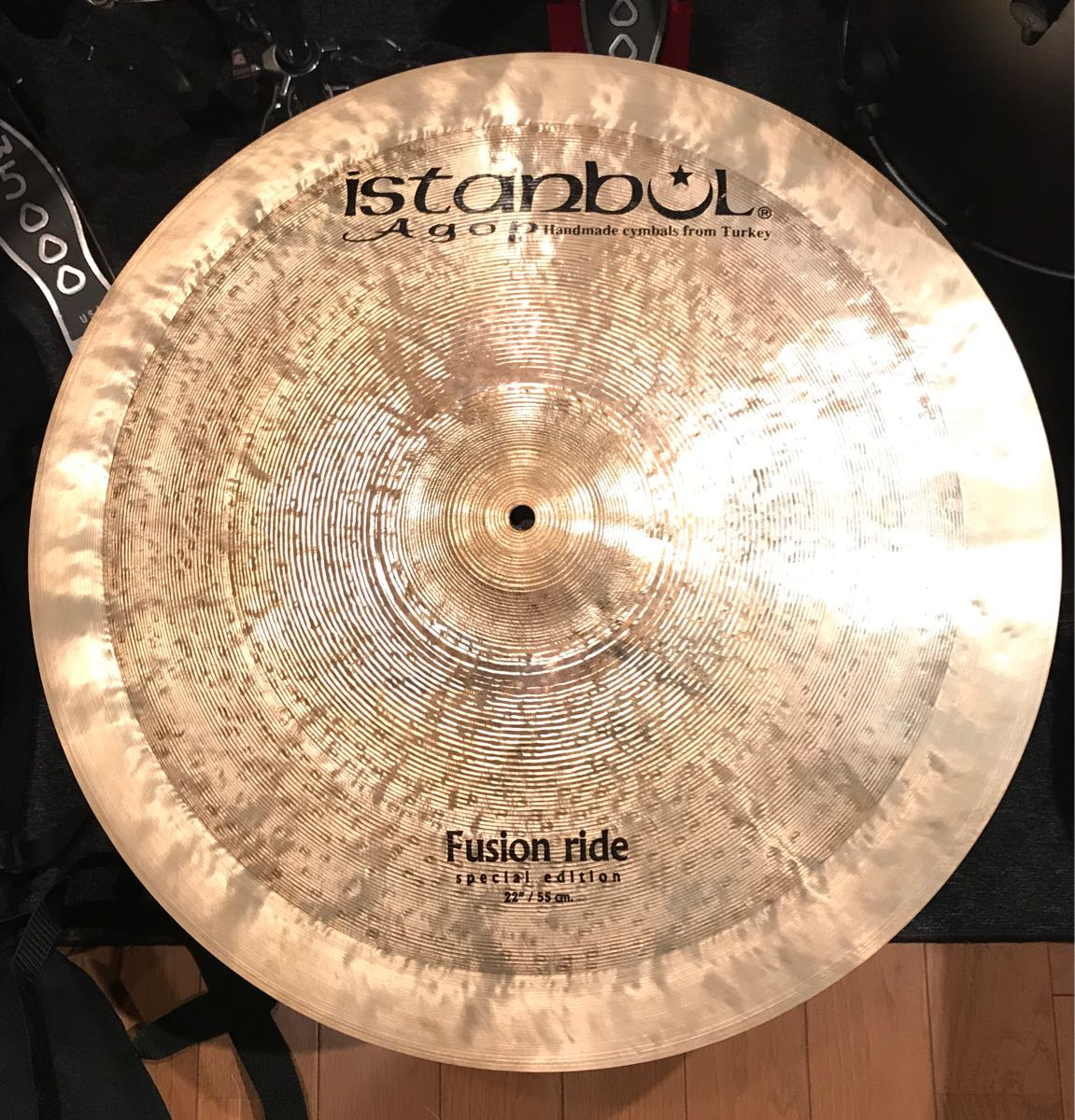 Istanbul Agop Special Edition FUSION RIDE 22 2600g