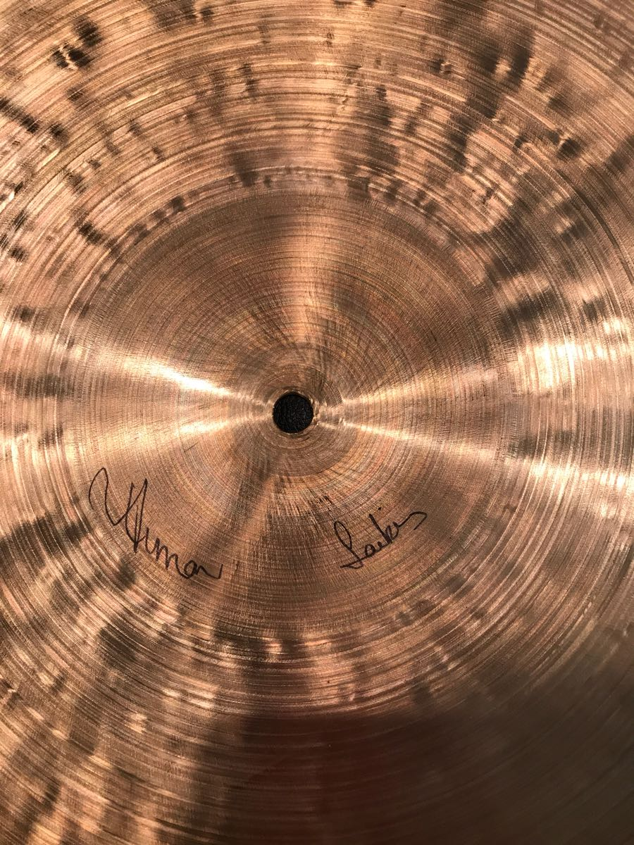 Istanbul Agop Special Edition FUSION RIDE 22 2600g_画像3