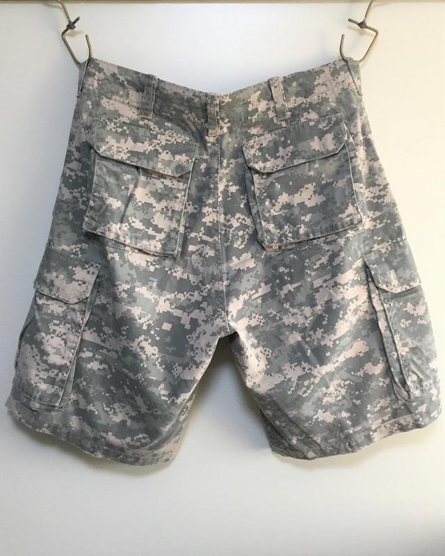 ROTHCO Vintage Camo Paratrooper Cargo Shorts ロスコ ビンテージ カモ パラトルーパー カーゴ ショーツ サイズ M_画像2
