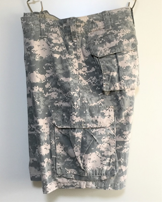 ROTHCO Vintage Camo Paratrooper Cargo Shorts ロスコ ビンテージ カモ パラトルーパー カーゴ ショーツ サイズ M_画像3