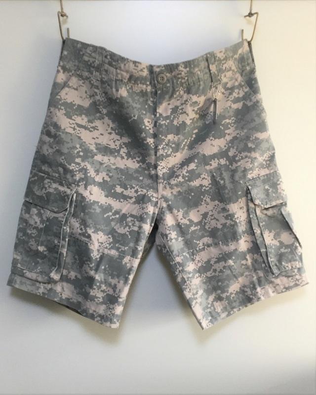 ROTHCO Vintage Camo Paratrooper Cargo Shorts ロスコ ビンテージ カモ パラトルーパー カーゴ ショーツ サイズ M