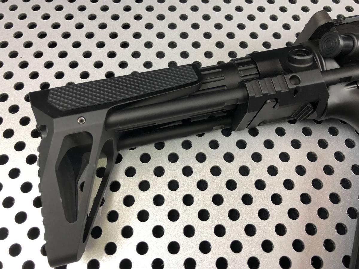 【東京マルイ】M4ハイサイクルCRW taapshopFET+ファインチューン+外装カスタム【新品】Lipoバッテリー仕様 M4/NSR【送料無料】_画像5