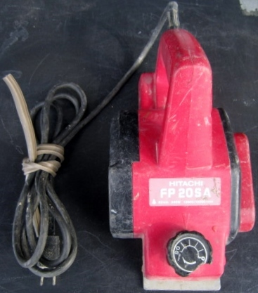 日立工機 電動かんな  FP 20 SA 電動工具 DIY 82mm 12000/15000/min 良品☆_画像1