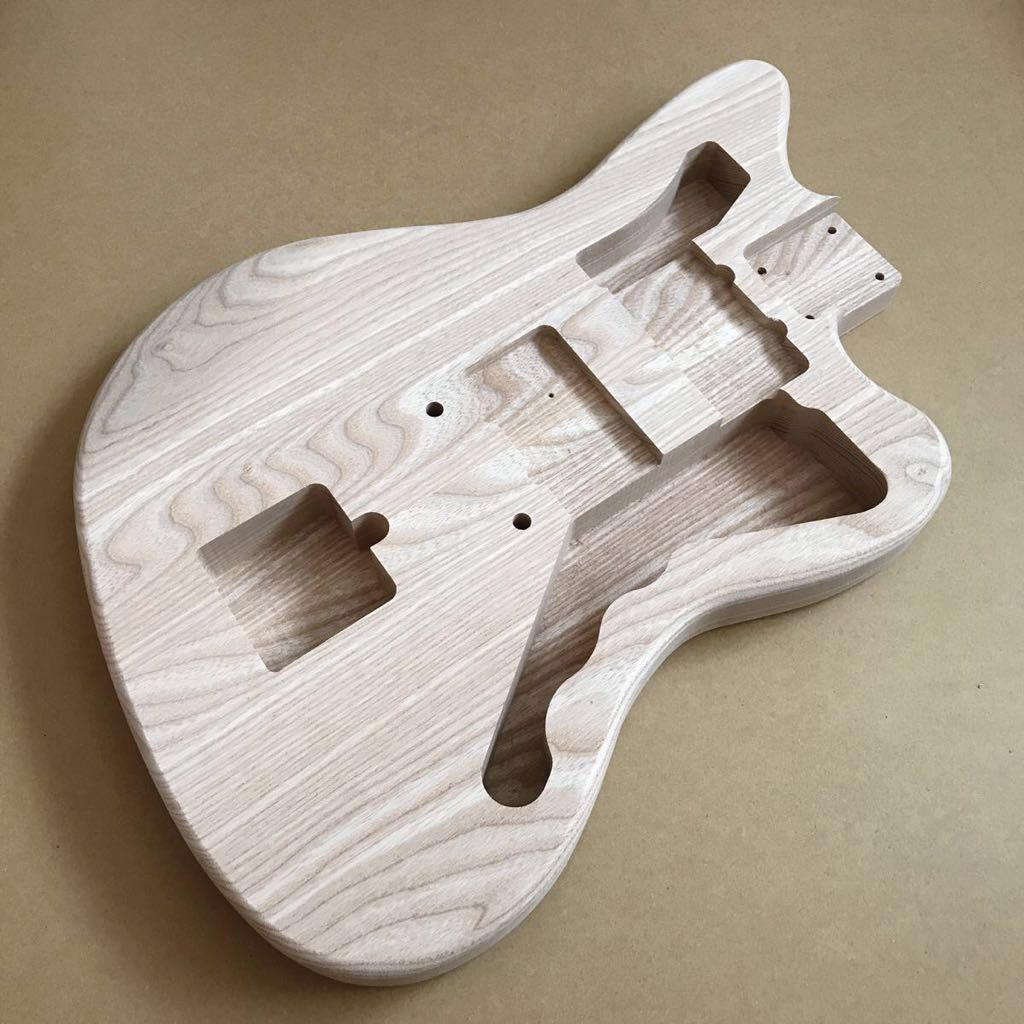 ☆ Jazzmaster Ash Body ジャズマスター アッシュ ボディ Made in USA JM Jazz Master ギター ボディ ☆_画像1