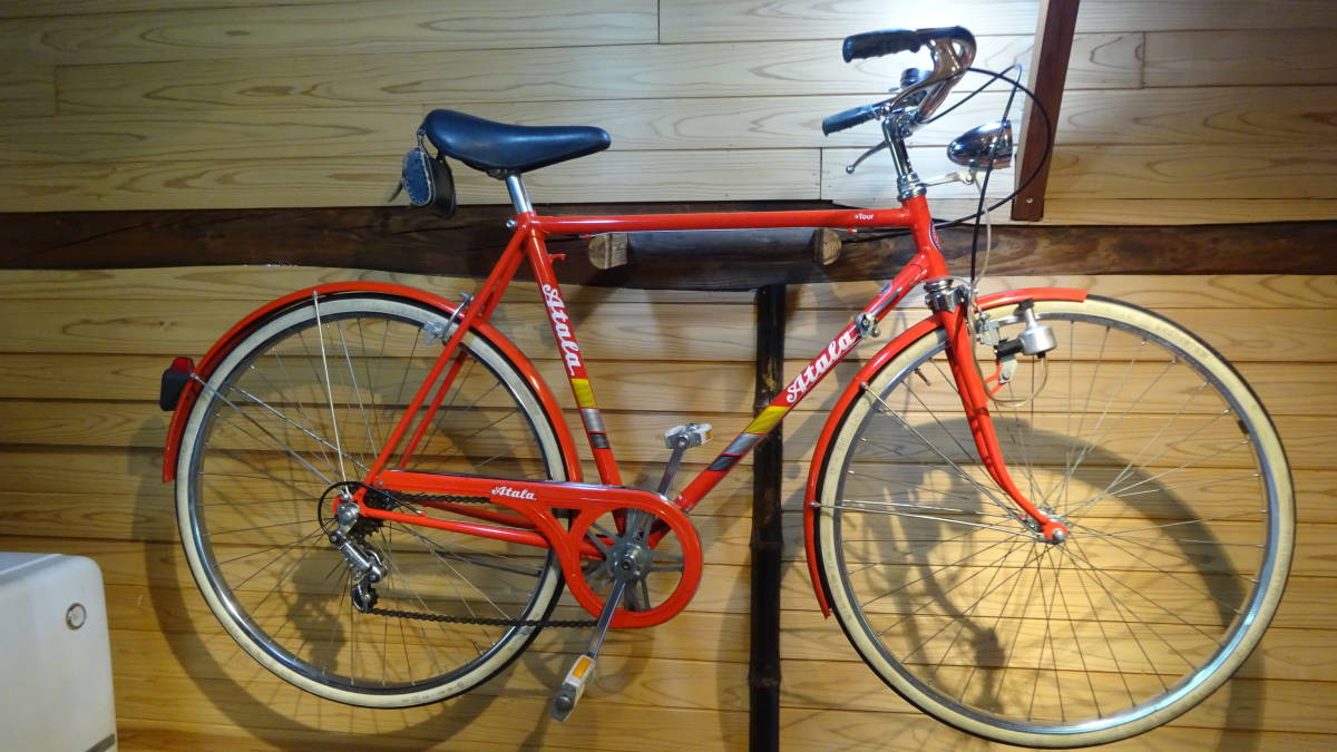 MADE IN ITALY VINTAGE ATALA TOUR + VIDEO_画像2