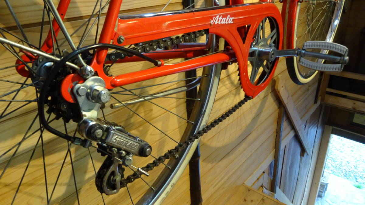 MADE IN ITALY VINTAGE ATALA TOUR + VIDEO_画像5