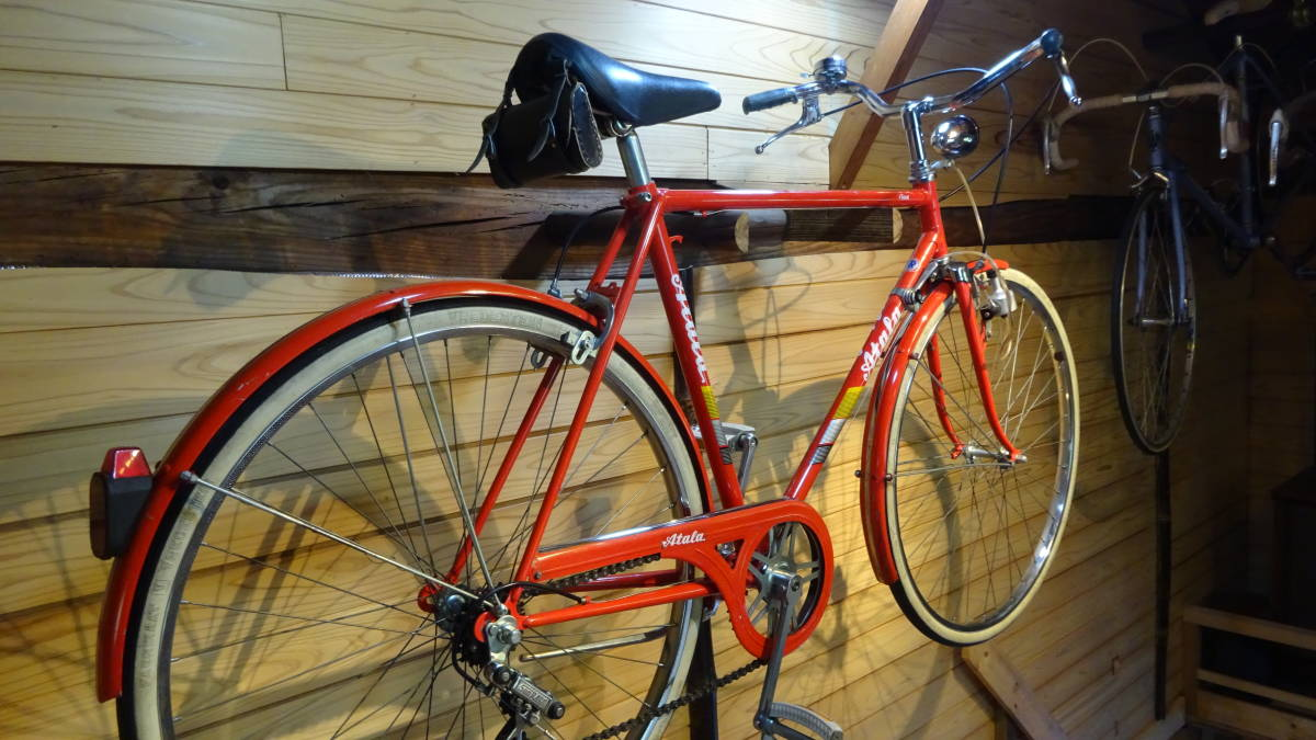 MADE IN ITALY VINTAGE ATALA TOUR + VIDEO_画像3