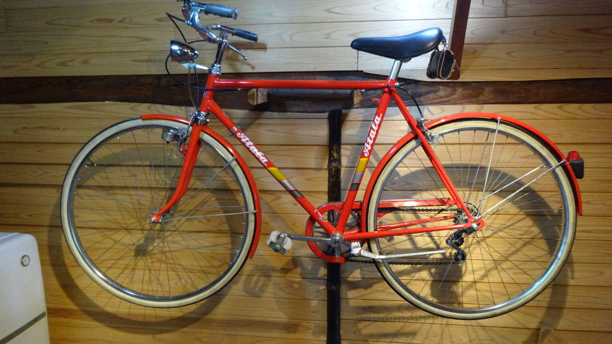 MADE IN ITALY VINTAGE ATALA TOUR + VIDEO_画像1