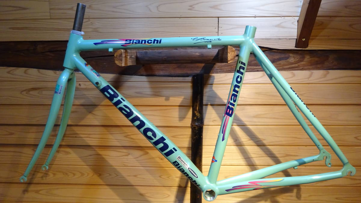 MADE IN ITALY BIANCHI MEGA PRO JUNK+ VIDEO_画像2