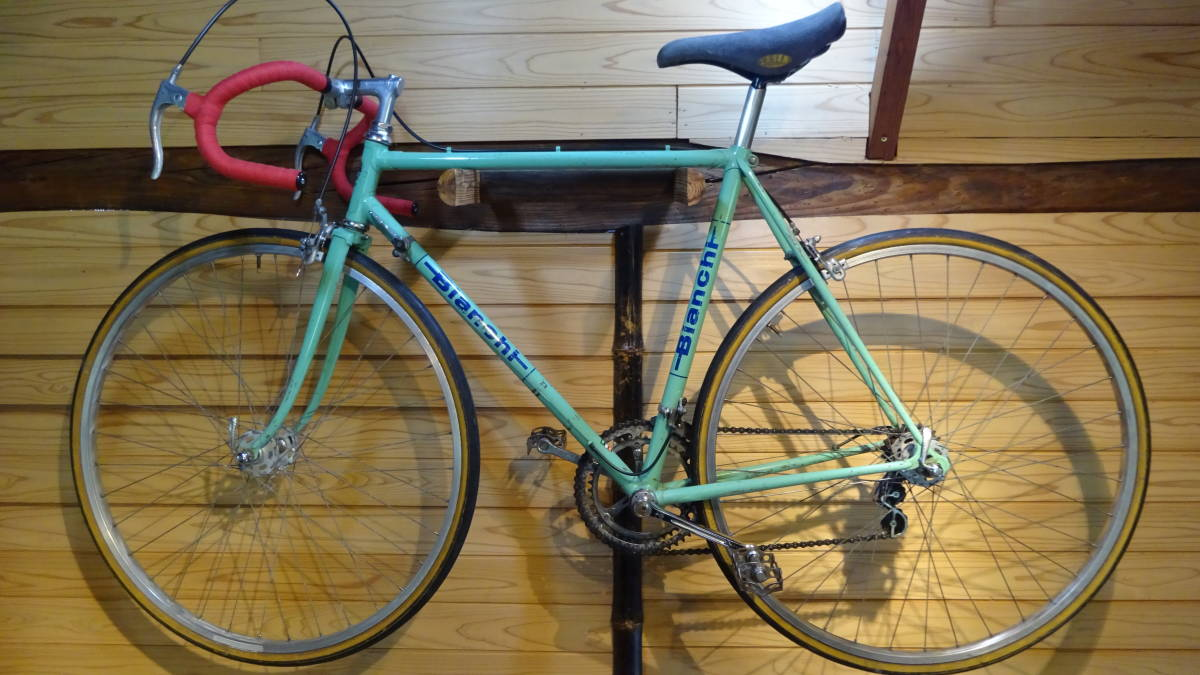MADE IN ITALY VINTAGE BIANCHI REKORD + VIDEO_画像8