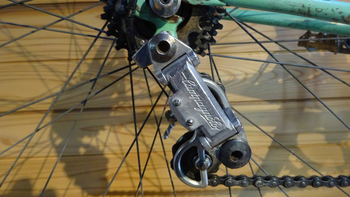 MADE IN ITALY VINTAGE BIANCHI REKORD + VIDEO_画像2