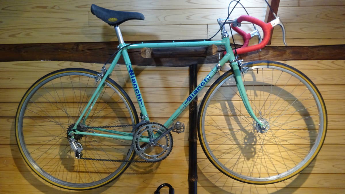 MADE IN ITALY VINTAGE BIANCHI REKORD + VIDEO_画像1