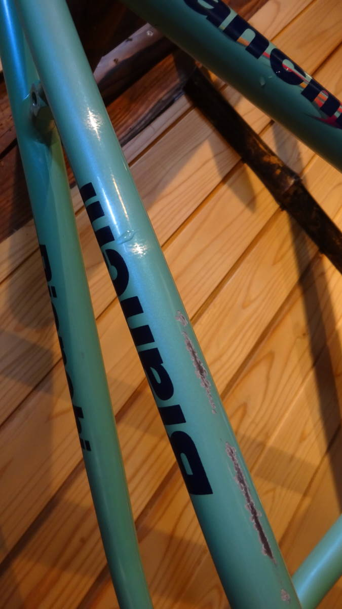 MADE IN ITALY BIANCHI MEGA PRO JUNK+ VIDEO_画像10