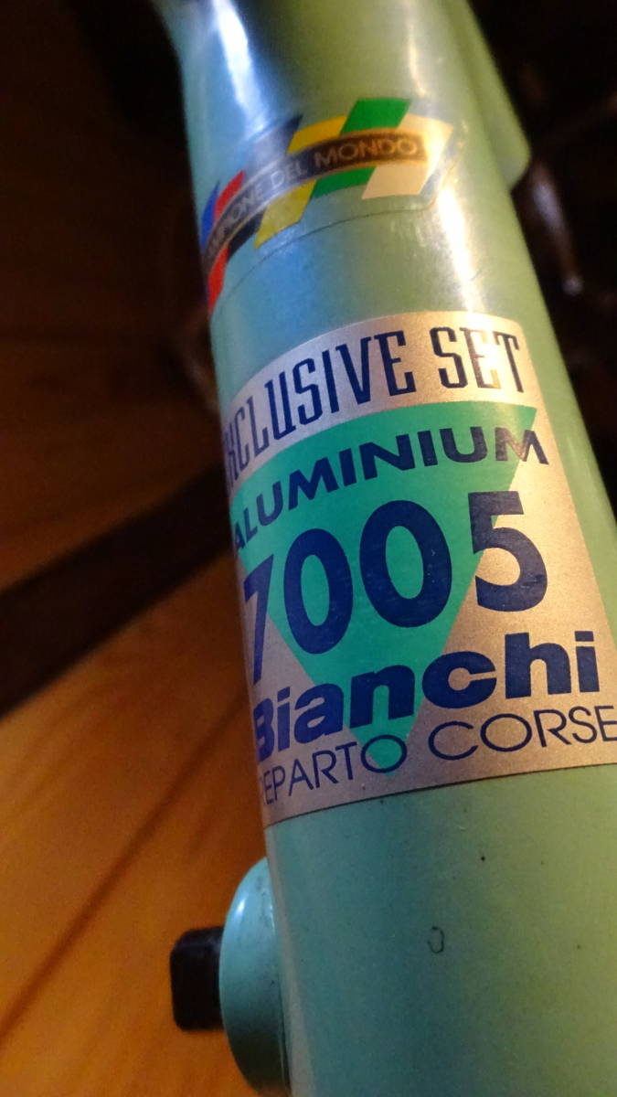 MADE IN ITALY BIANCHI MEGA PRO JUNK+ VIDEO_画像4