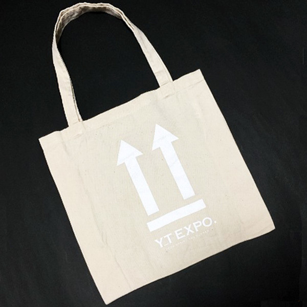 ■YT EXPO 生成りエコトートバッグ新品非売品■_画像2