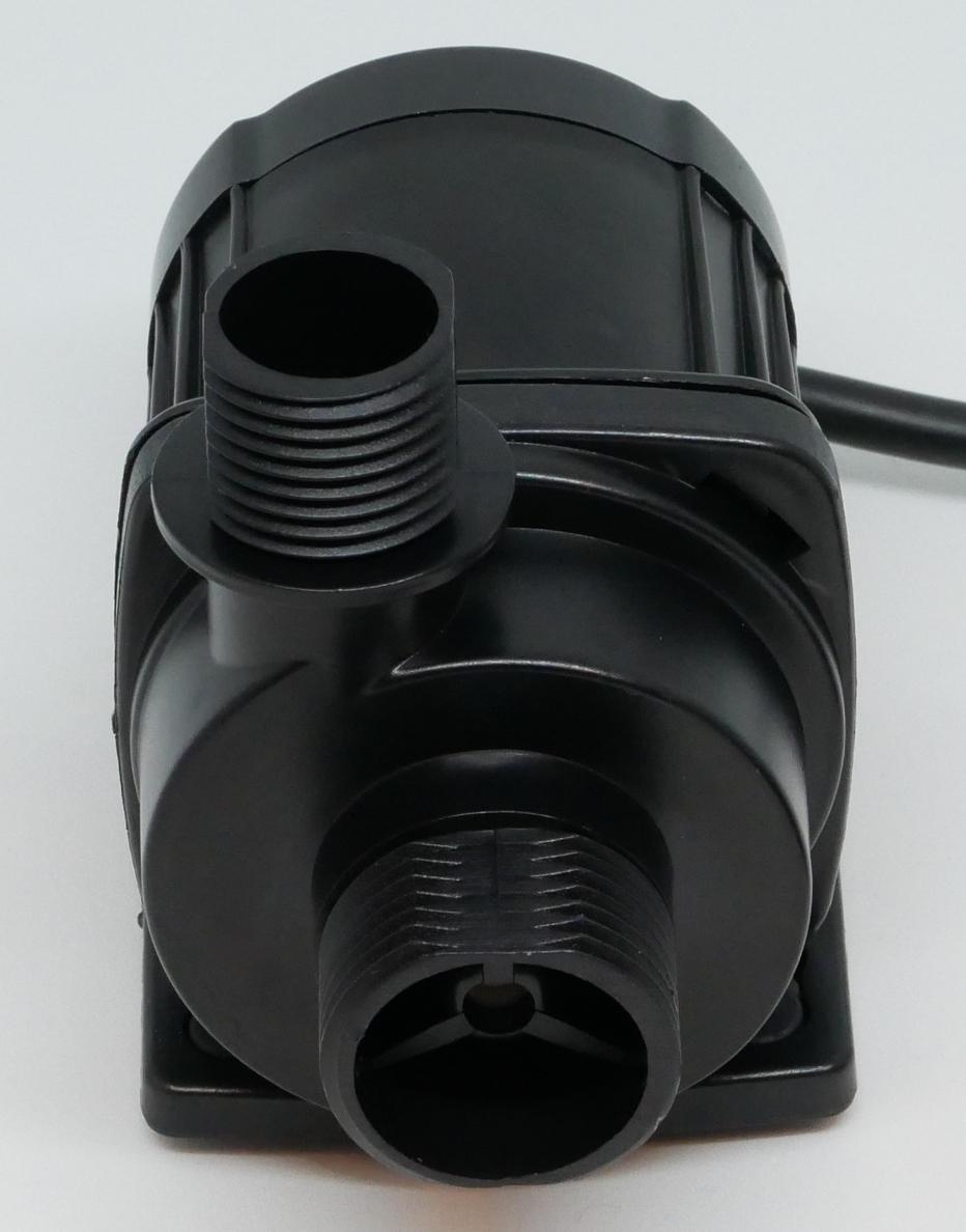 【レビューキャンペーン・1年保証】Hsbao社製 DEP-1200 1500L/H (JEBAO DCS-1200競合品)DCポンプ オーバーフロー水槽に最適_画像4