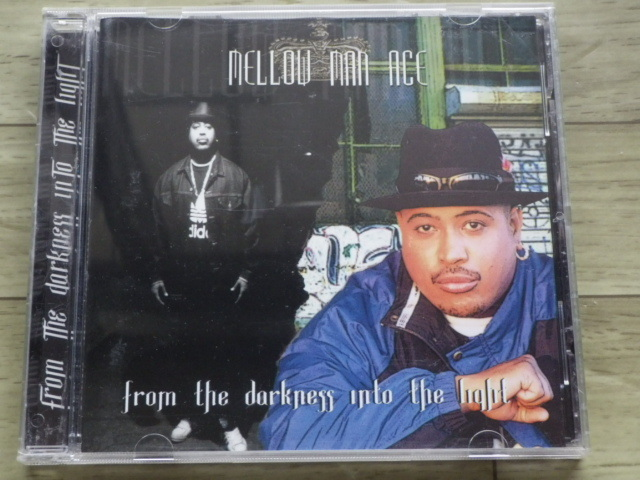 MELLOW MAN ACE from the darkness into the light cypress hill sen dog b-real HIPHOP CD